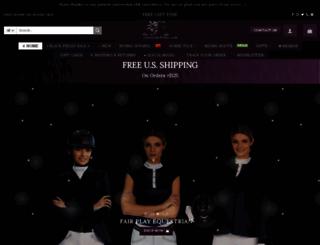 theconnectedrider.com screenshot