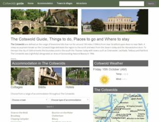 thecotswoldsguide.com screenshot
