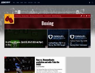 thecruelestsport.com screenshot