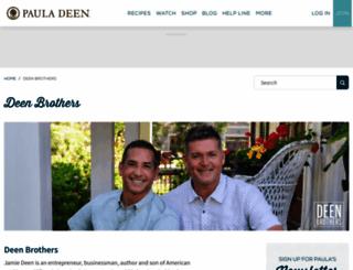 thedeenbros.com screenshot