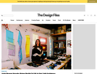 thedesignfiles.net screenshot