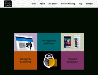 thedesignweb.com.au screenshot