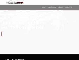 thedetailingpros.com screenshot