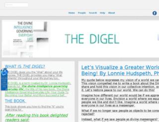 thedigel.net screenshot