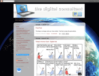 thedigitalconsultant.blogspot.co.uk screenshot