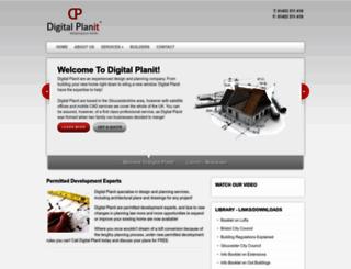 thedigitalplanit.com screenshot