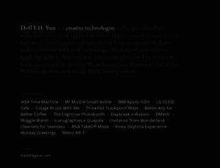 thedofl.com screenshot