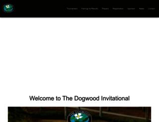 thedogwood.com screenshot