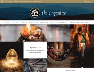 thedragontree.com screenshot