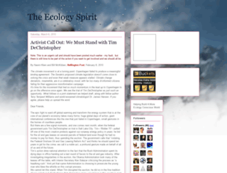 theecospirit.blogspot.com screenshot