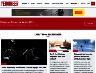theengineer.co.uk screenshot