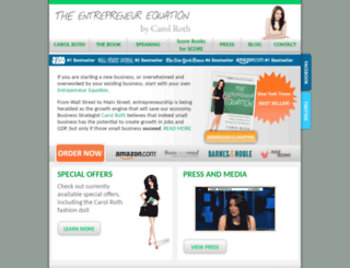 theentrepreneurequation.com screenshot