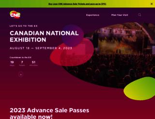 theex.com screenshot