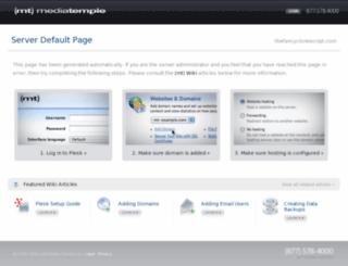 thefancyclonescript.com screenshot
