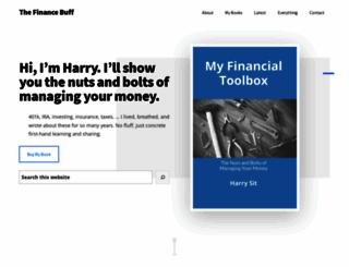 thefinancebuff.com screenshot
