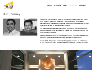 thefirmassociates.com screenshot