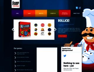 thegamechef.com screenshot