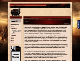 thegamersdungeon.com screenshot