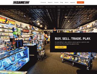 thegamezoneonline.com screenshot