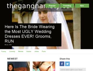 thegangnamstyles.com screenshot
