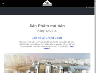 thegioitaisan.com screenshot