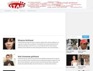thegirlfriend.org screenshot