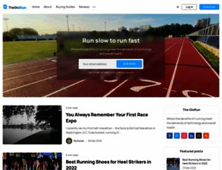 theglorun.com screenshot