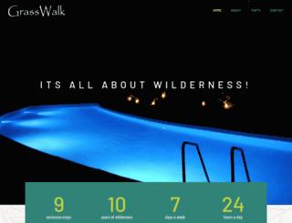 thegrasswalk.com screenshot