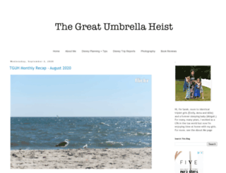 thegreatumbrellaheist.blogspot.com screenshot