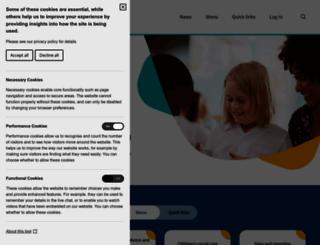 thegrid.org.uk screenshot