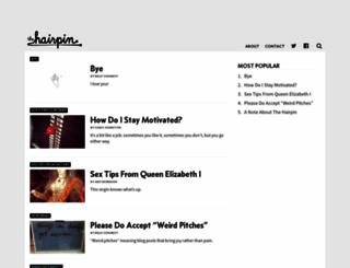 thehairpin.com screenshot