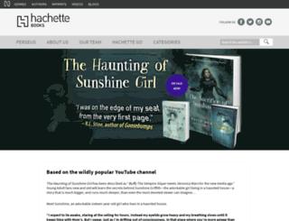 thehauntingofsunshinegirl.com screenshot