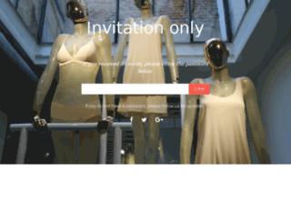 thehautie.com screenshot