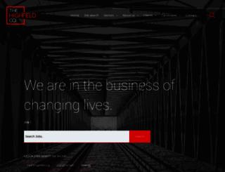thehighfieldcompany.com screenshot