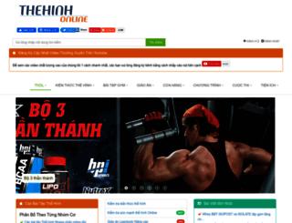 thehinhonline.com.vn screenshot