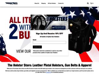 theholsterstore.net screenshot