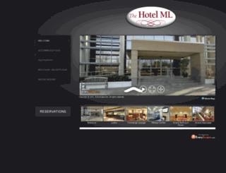 thehotelml.everyscape.com screenshot
