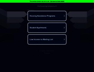 thehousingcompany.nl screenshot