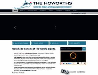 thehoworths.com screenshot