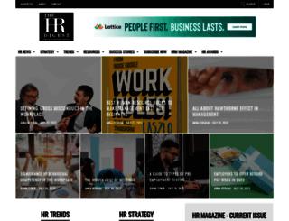 thehrdigest.com screenshot