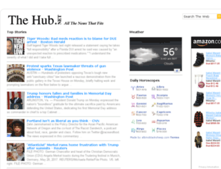 thehub.net screenshot