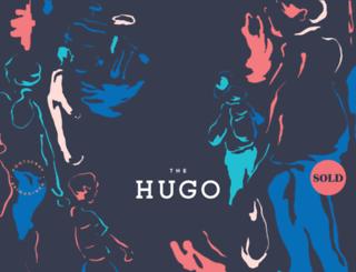 thehugo.com.au screenshot