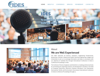 theides.org screenshot