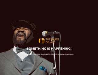 theimageofjazz.com screenshot