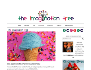 theimaginationtree.com screenshot