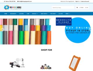 theimagingworld.com screenshot