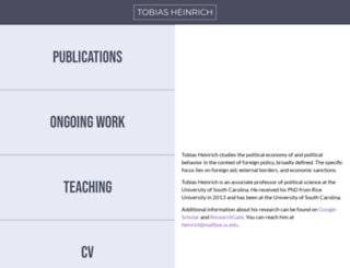 theinrich.net screenshot
