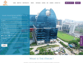 theithum.com screenshot