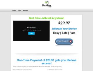 thejailbreakshop.com screenshot