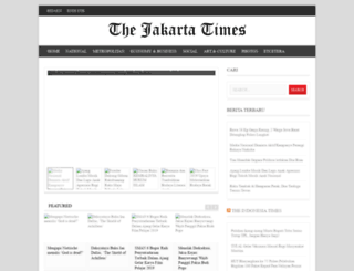 thejakartatimes.com screenshot